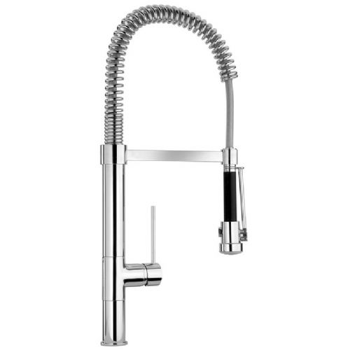 Paini Flexio Semi Professional Monobloc Kitchen Mixer Tap